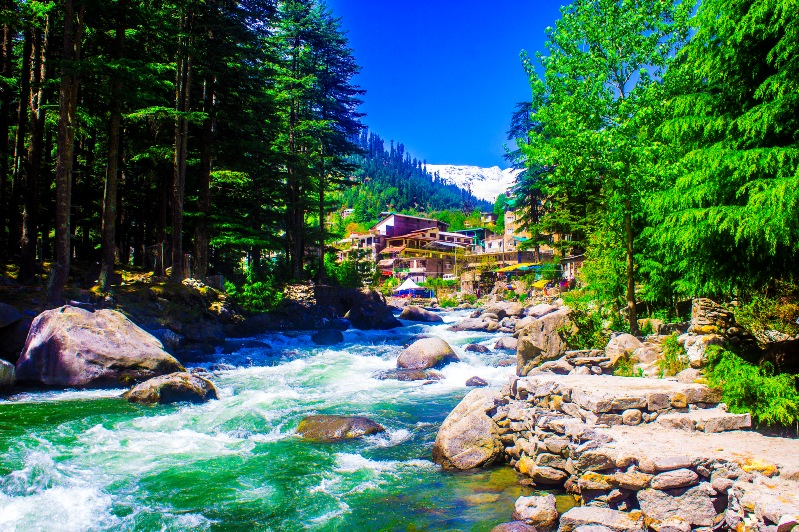 Shimla Manali Tour Package By Cab 6 days