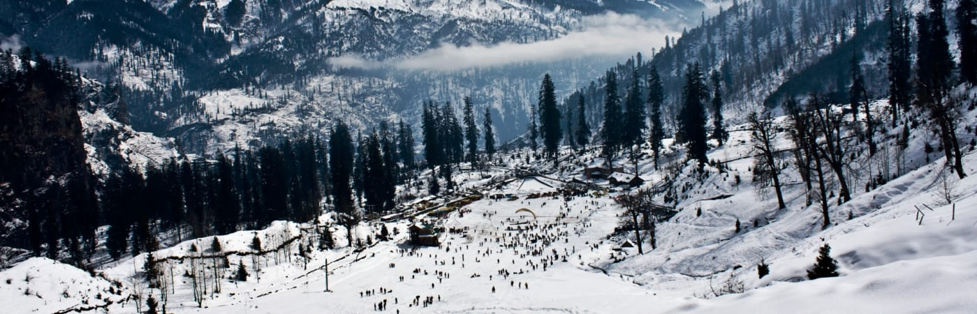Weekend Manali Tour Package